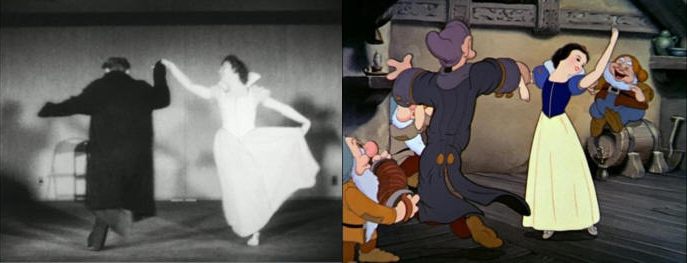 snow-white-rotoscoping